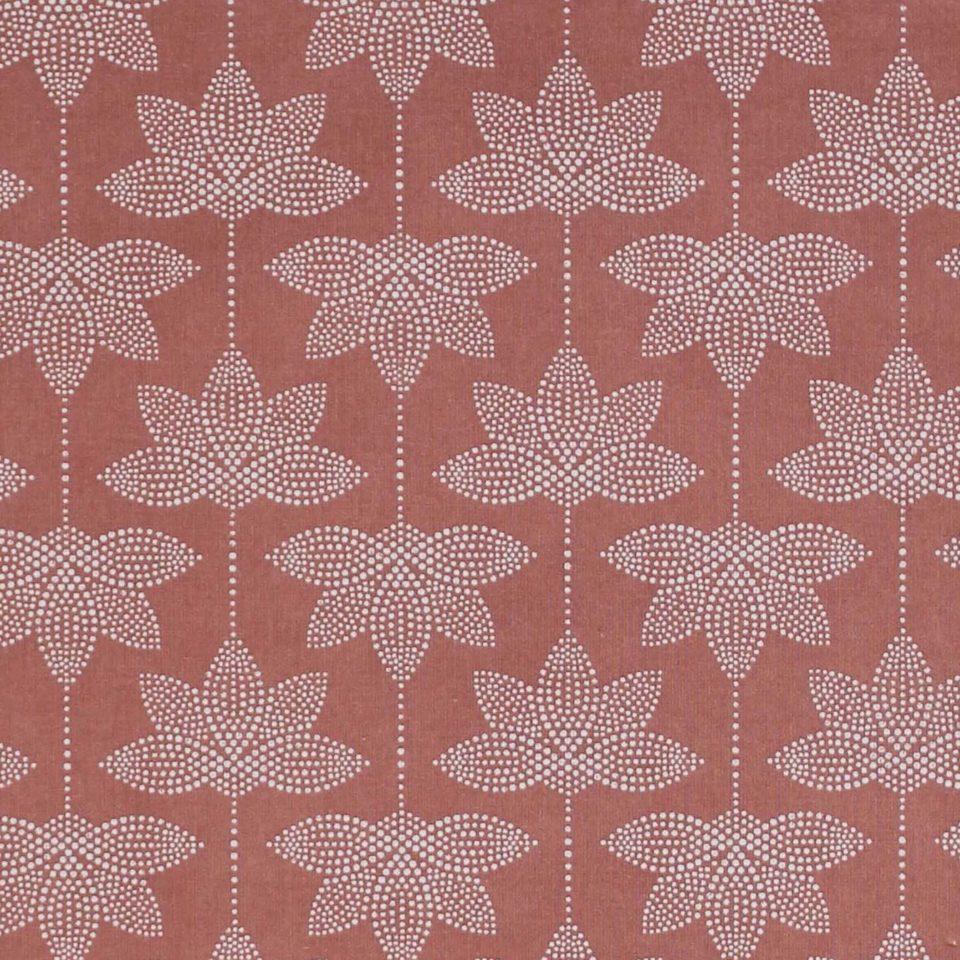 0111 Blätter altrosa