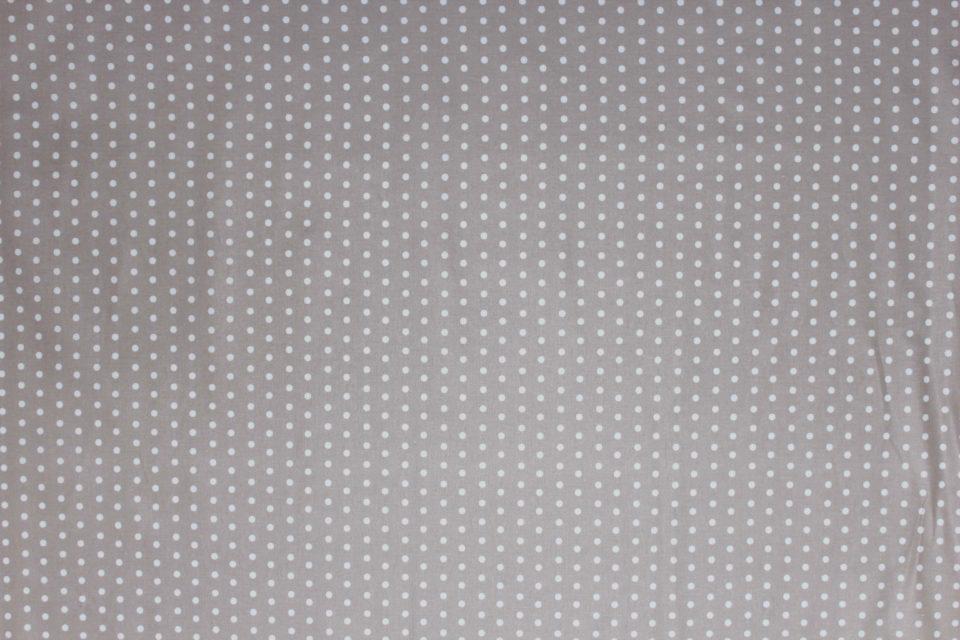0127 Punkte auf grau beschichtet