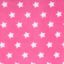 Sternefrottee pink