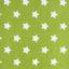 Sternefrottee grün